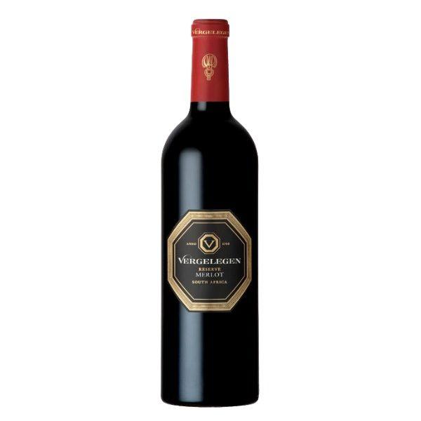 Reserve Wines Merlot Vergelegen